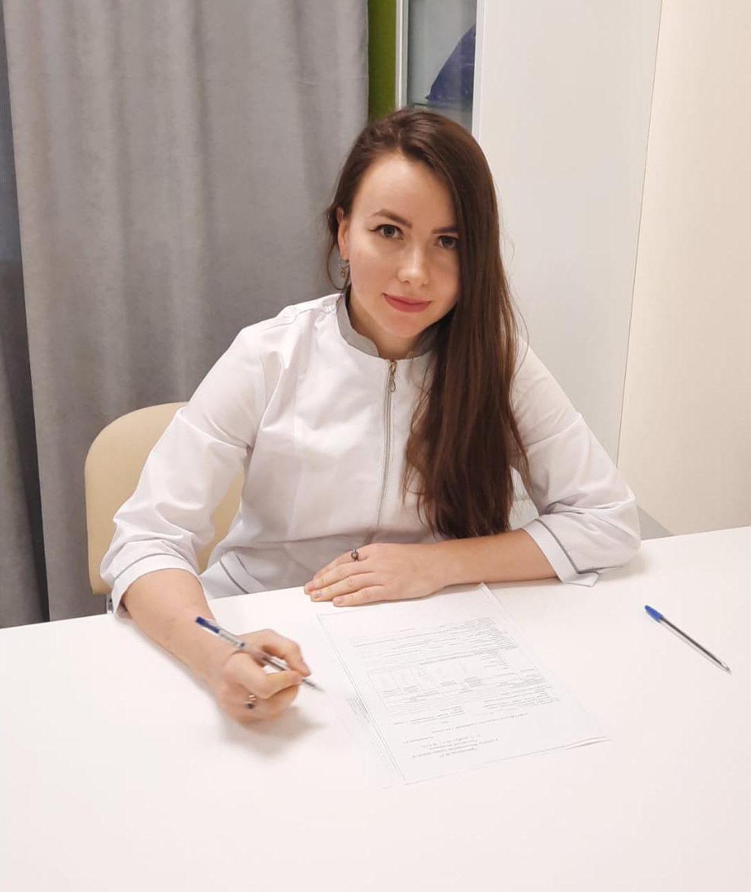 Душина Анастасия Борисовна